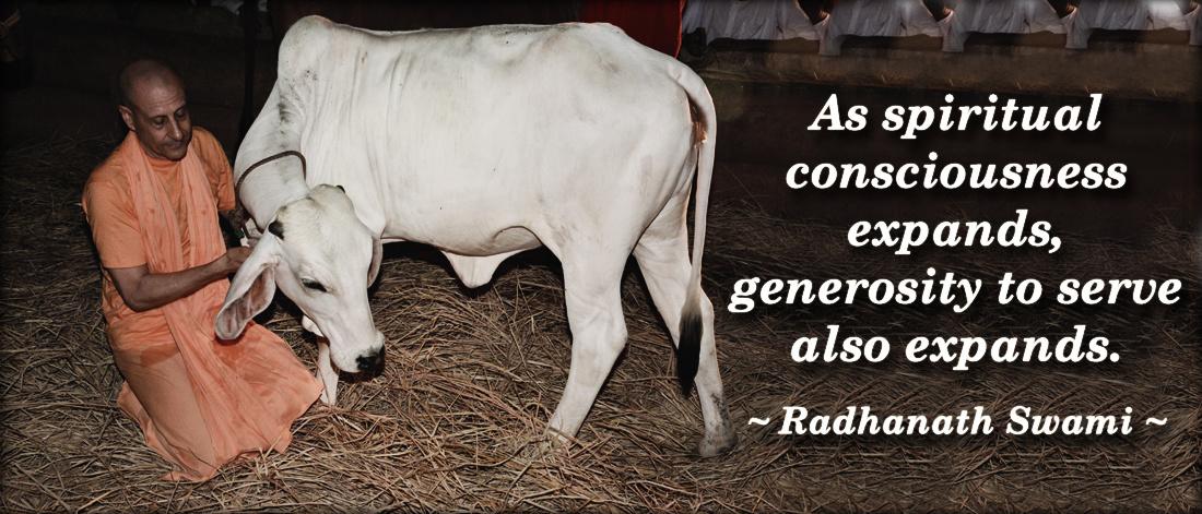 Radhanath Swami on Spiritual Consciousness