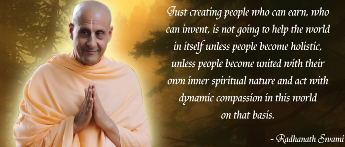 Radhanath Swami on Compassion