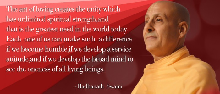 Radhanath Swami on The Art of Loving