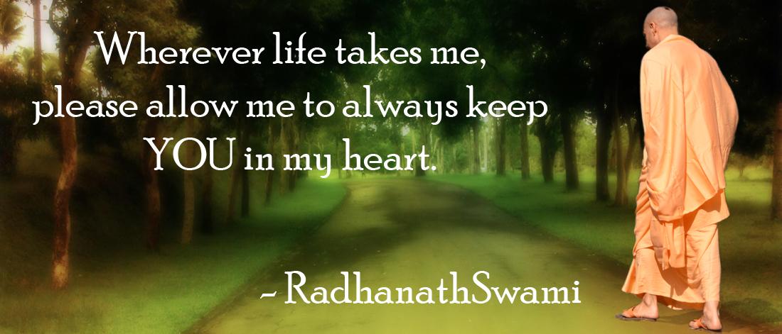 Radhanath Swami on Bhakti