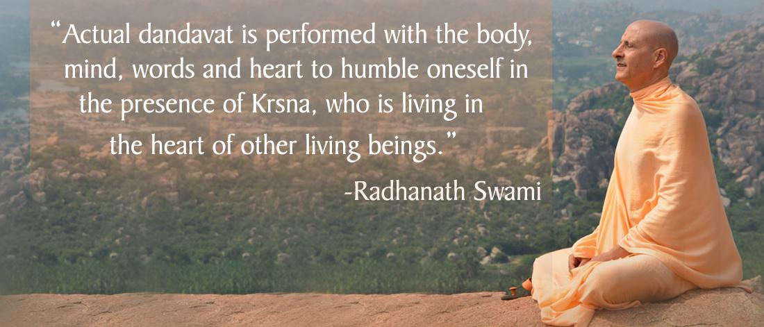 Radhanath Swami on Krishna consciousness