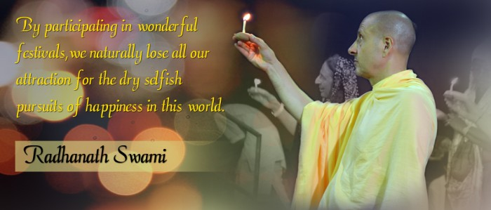 Radhanath Swami on Happiness