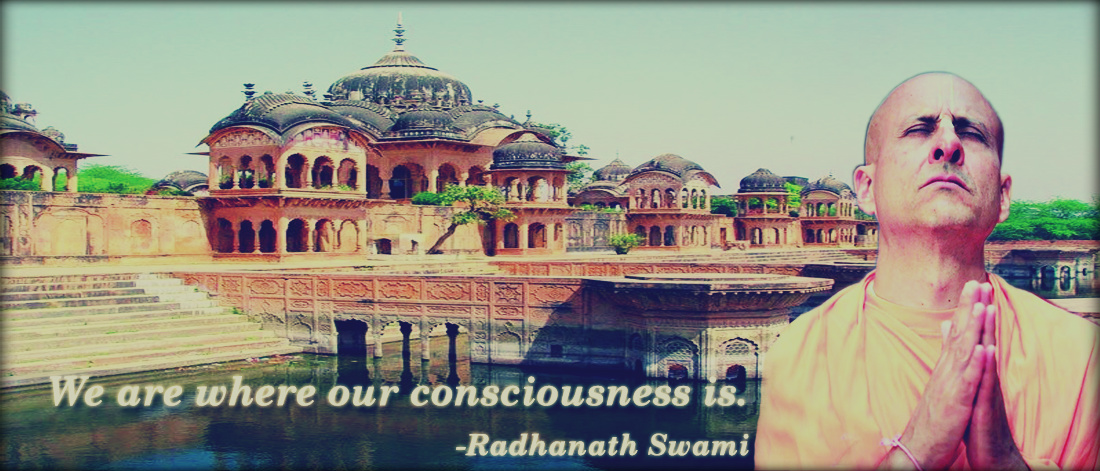 Radhanath Swami on Consciousness_1