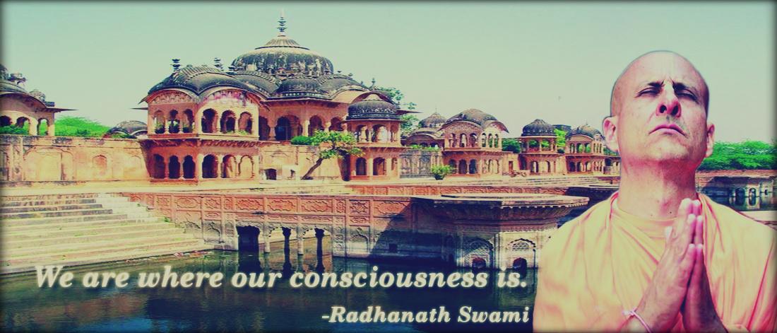Radhanath Swami on Consciousness_1