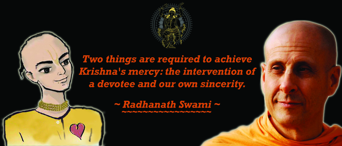 Radhanath Swami on Mercy of the Lord