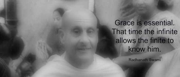 Radhanath Swami on Grace