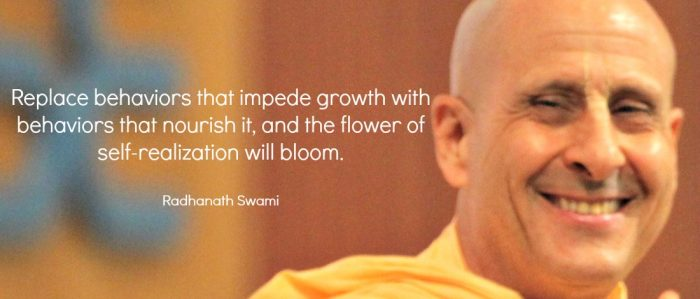 Radhanath Swami on Self-Realization