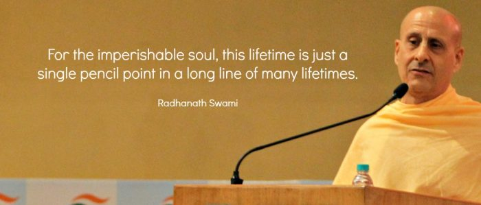Radhanath Swami on Imperishable Soul