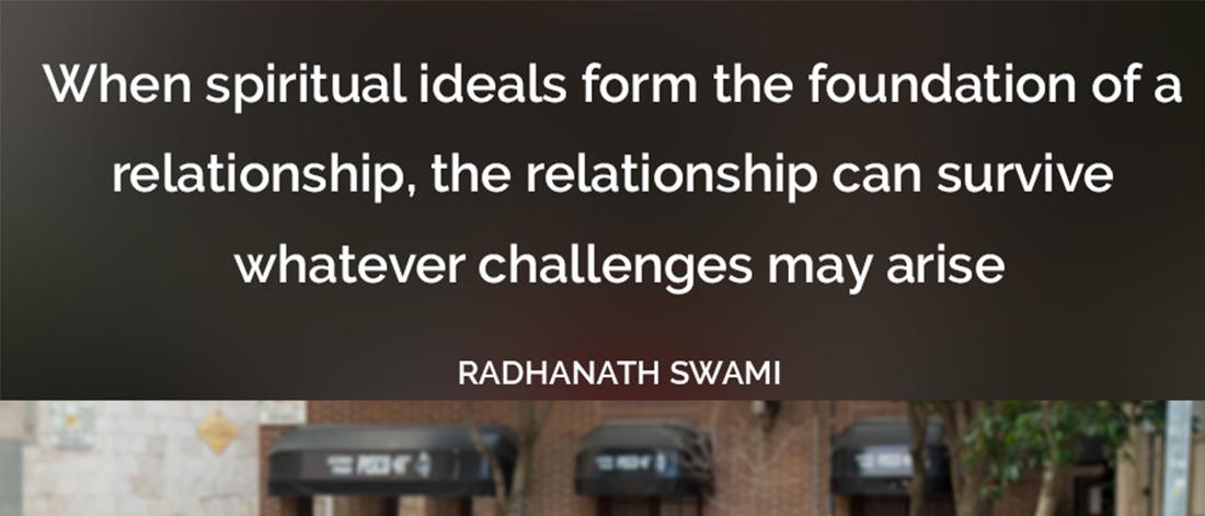 radhanath-swami-ideals
